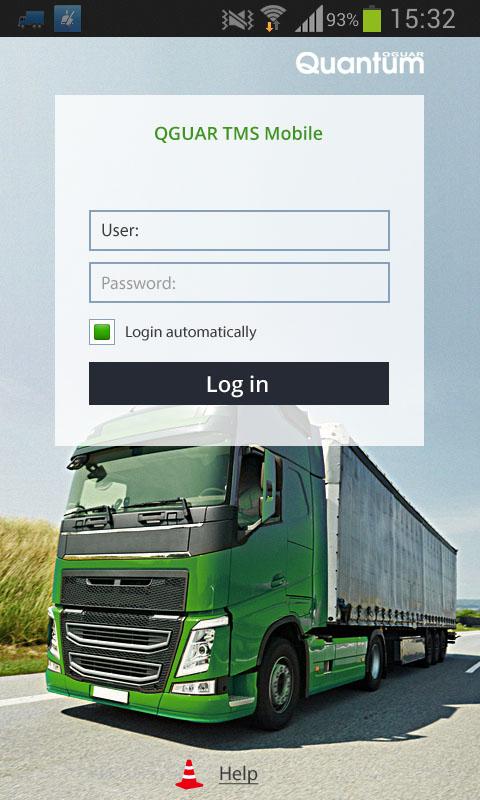 TMS Mobile – Optimierung des Transports
