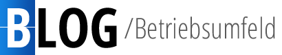 Blog-Logo Betriebsumfeld