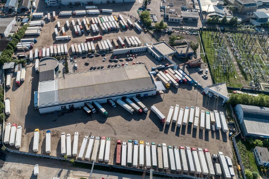Yard Management in der Lieferkette