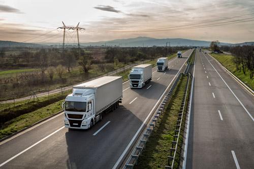 Automatische Routenplanung und Transportoptimierung