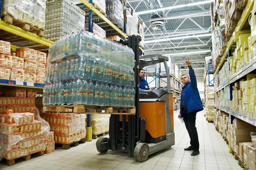 Lagersoftware fuer die Lebensmittelbranche
