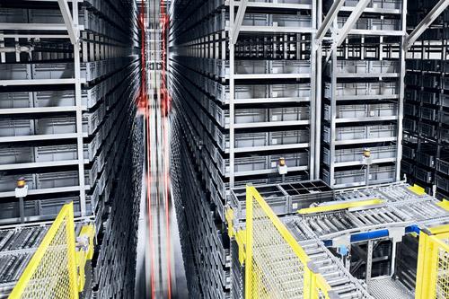 Lagerautomatisierung